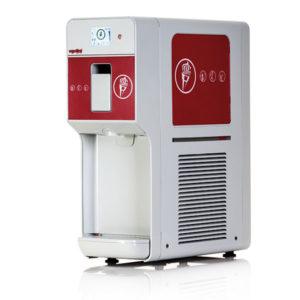 Επαγγελματική Παγωτομηχανή Μαλακού Παγωτού Quick Gel