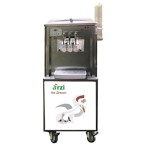 Παγωτομηχανή Αrzi Soft