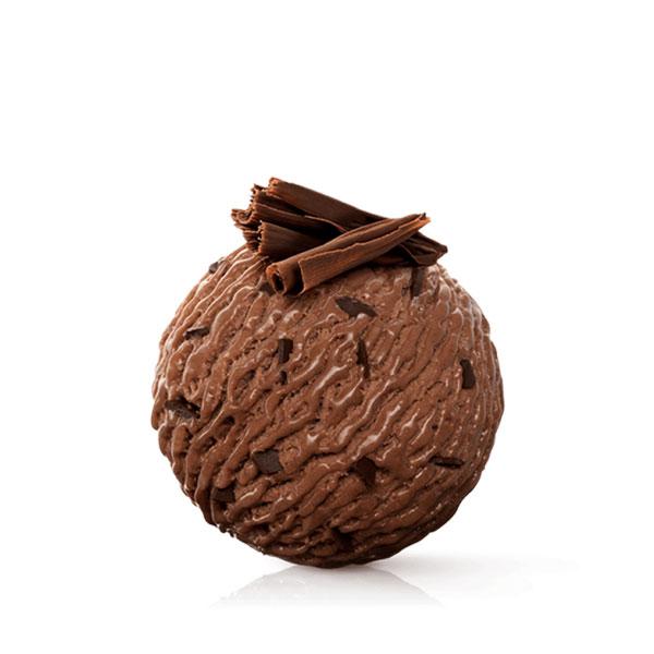 Μίγμα Σκληρού Παγωτού Σοκολάτα
